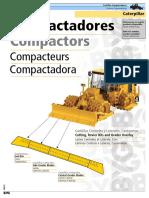 DRP Caterpillar Compactor Blades 6 2012
