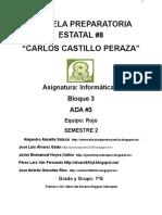Ada Integradora b3