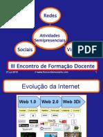 Redes Sociais Virtuais e Atividades Semipresenciais