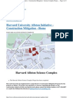 Harvard Allston Science Complex Project has been completed