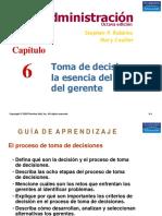 Diapositivas Robbins Cap 6