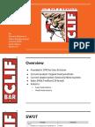 clif bar ppt slides