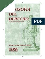 FilosofíadelDerecho Valdivia