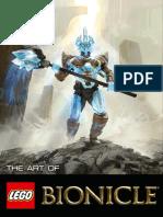 The Art of Bionicle
