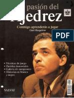 La pasion del ajedrez - Curso y Test Nivel Básico (Enciclopedia).pdf