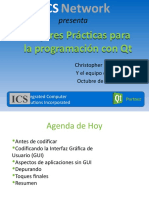 Mejores Practicas de Programacion Con Qt (traduccion)
