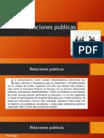 Relaciones Publicas Clase 2