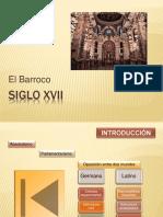 Presentación III - S. XVII