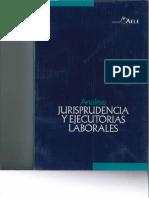 Análisis Jurisprudencia y Ejecutorias Laborales