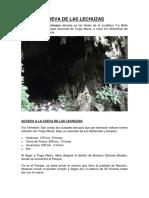 Cueva de Lechuzas