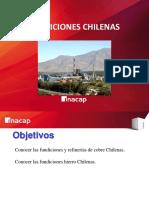 Clase Fundiciones Chilenas
