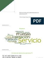 Resumen Gestión de Servicios TI- Basado en ITIL v3