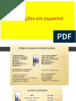 Saudações em espanhol.pptx