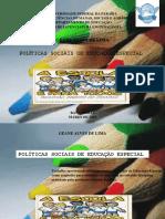 Educação Especial - PORTFÓLIO