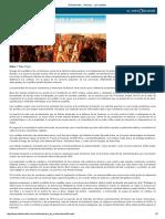 El Historiador __ Artículos __ Los Caudillos