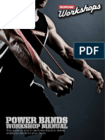 Powerbands Workshop Manual