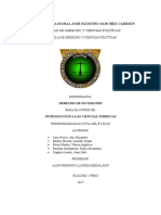Monografia de Derecho de Suceciones