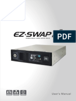HDD Rack intern Vantec 3.5'' EZ Swap 4 MRK-401ST-BK_[User Manual].pdf
