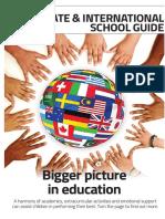 Private & International School Guide - 13 June 2017