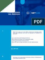 1006 Netxus Simulacro de Transicion Del Servicio