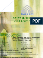 Satyam- The Story of a Lost Dream
