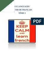 i e Languages French Course 2