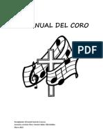 El Manual Del Coro