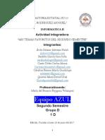 Act.integradora