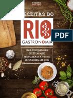 Receitas Do Rio Gastronomia - O Globo