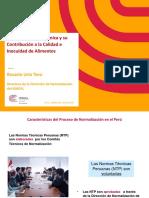 La normalización técnica y su contribución a la calidad e inocuidad de alimentos.pdf