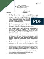 practice direction 31 appendix d