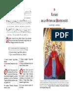 Laudes Octava de Pentecostes (2017)