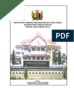 Juknis Dd 2017 Kabupaten Pekalongan