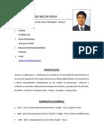 CV-SAMUEL J. BACON ROJAS DIB-ARQ.docx