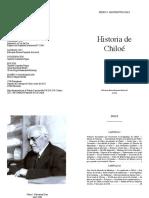 Domingo Barrientos - Historia de Chiloé