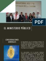 El Ministerio Público Realidad Nacional (1)