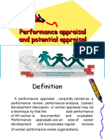 Seminar on Performance Appraisal and Potential Appraisal