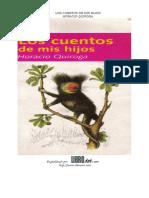Quiroga, Horacio - Los cuentos de mis hijos (ilustrado).pdf