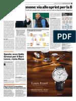 La Gazzetta dello Sport 13-06-2017 - Serie B