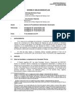 Informe N⺠0083 - Inicio de Proceso