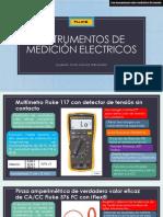 Instrumentos de Medición Electricos
