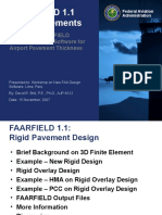 Faarfield Rigid Incl 3d Fem