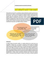 Gestion efectiva de proyectos con TOC( teoria de restricciones)