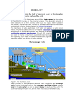hydrologic cycle-.doc
