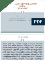 Ppt Bab 4 Heuristik