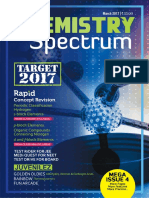 Spectrum Chemistry - March 2017