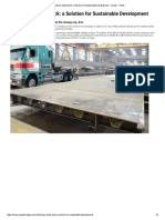 Orthotropic Steel Deck_ a Solution for Sustainable Development - Canam - Ponts