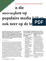 Van Impe Nieuwsblad - auteur