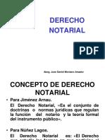 Derecho Notarial Parte 1
