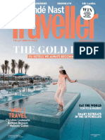 Conde Nast Traveller Middle East February 2017